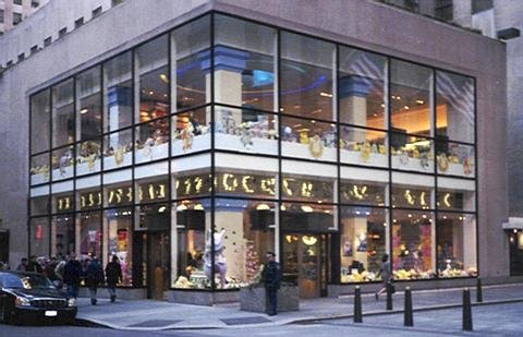 The Pokemon Center New York Floorplan